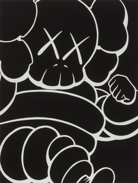 KAWS, 'Running Chum', 2000, Print, Silkscreen on Arches paper, Heritage Auctions