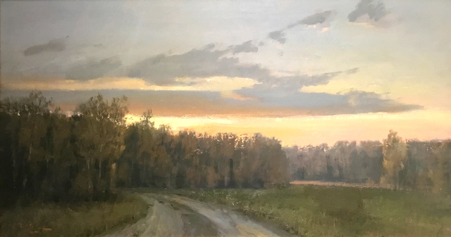 , 'Autumn Glow,' , Beverly McNeil Gallery