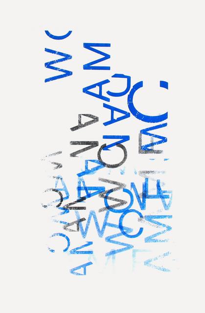 , 'Typo comp 3,' 2010, Espace40