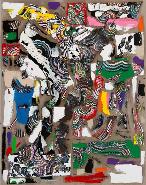 , 'Untitled (1.796),' 2016, Galerie Hans Mayer