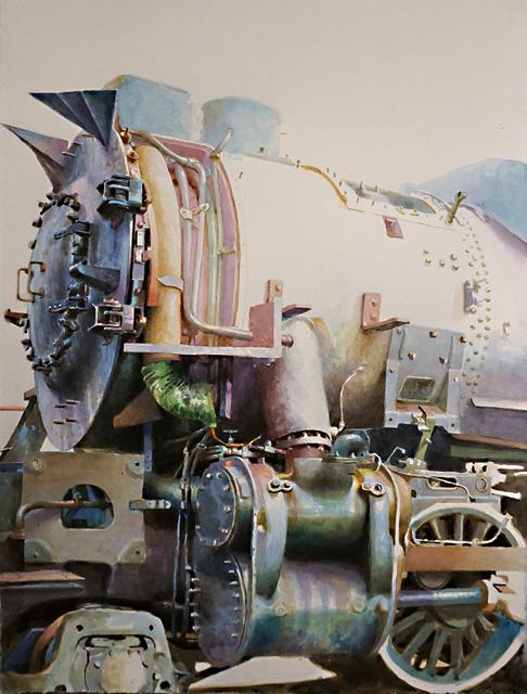 Drew Ernst, 'Kanawha study', 2019, Somerville Manning Gallery