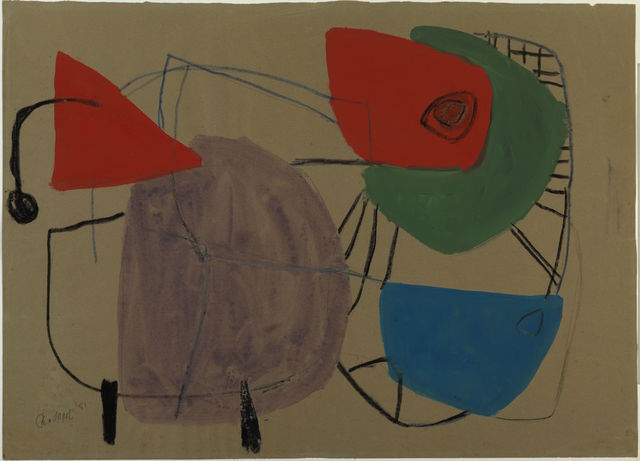 , 'Animal n° 6,' 1951, Centre Pompidou