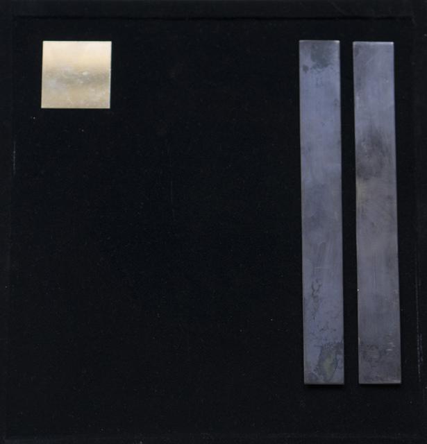 , 'Composição 2,' 2018, Galeria Karla Osorio