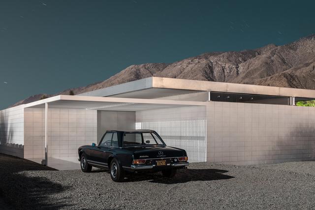 , 'Mountain Mercedes - Midnight Modern,' 2019, ARTITLEDcontemporary