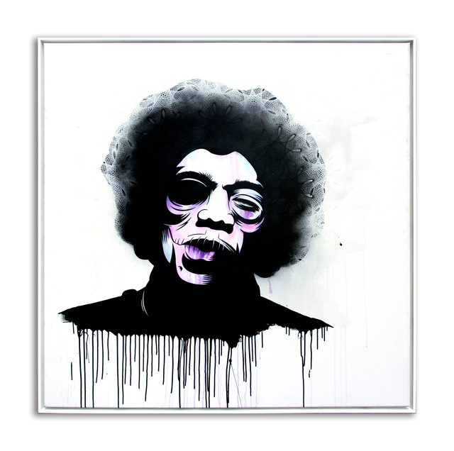 , 'Jimmy Hendrix,' 2014, StolenSpace Gallery