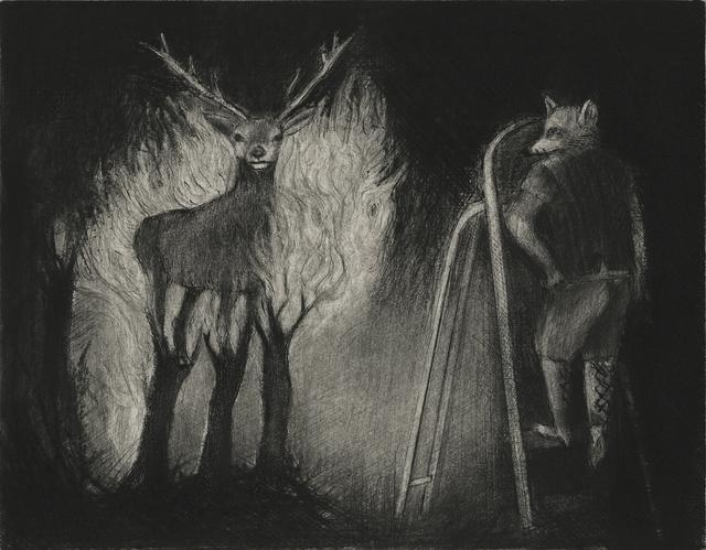 , 'The Miraculous Journey of a Little Vixen VIII,' 2014, Pratt Contemporary