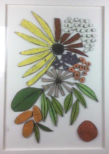 Kimmy Cantrell, 'Havana Flowers', 2020, Sculpture, Triple Glazed Ceramic, Gugsa Black Arts Collective