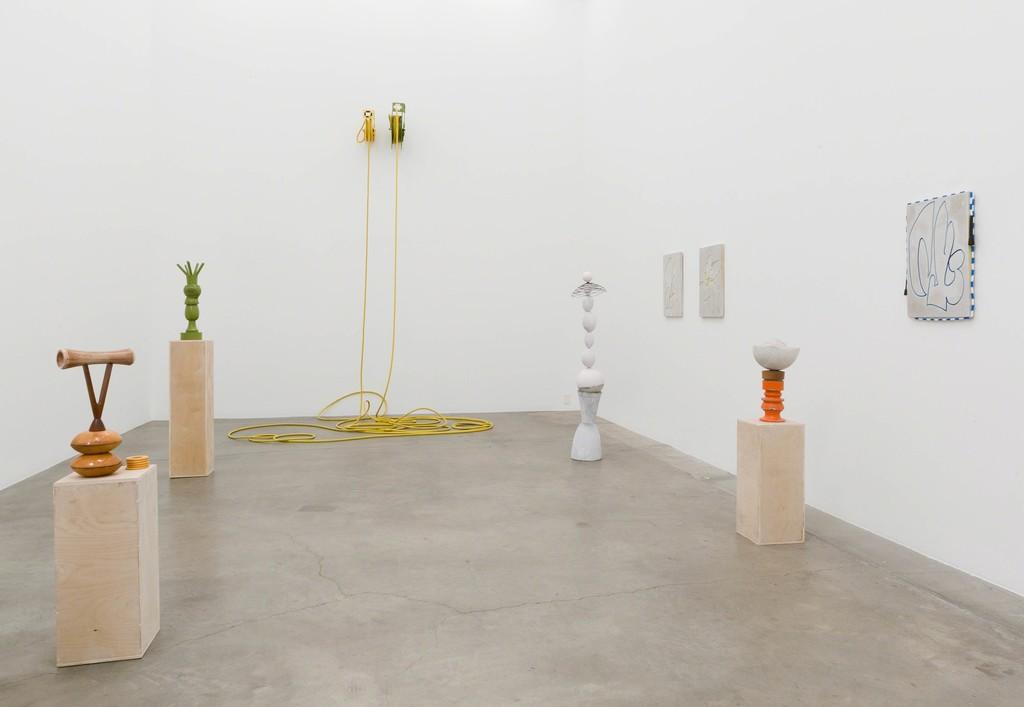 Jason Bailer Losh, Plow Louise, Installation View, 2015