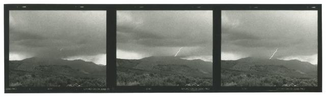 , 'Lightning Strike 7.25.2013,' 2013, Wirtz Art
