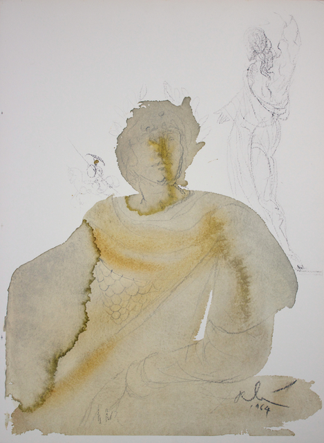 , 'Is It Lawful To Pay Taxes To Caesar,' 1964-1967, Studio Mariani Gallery