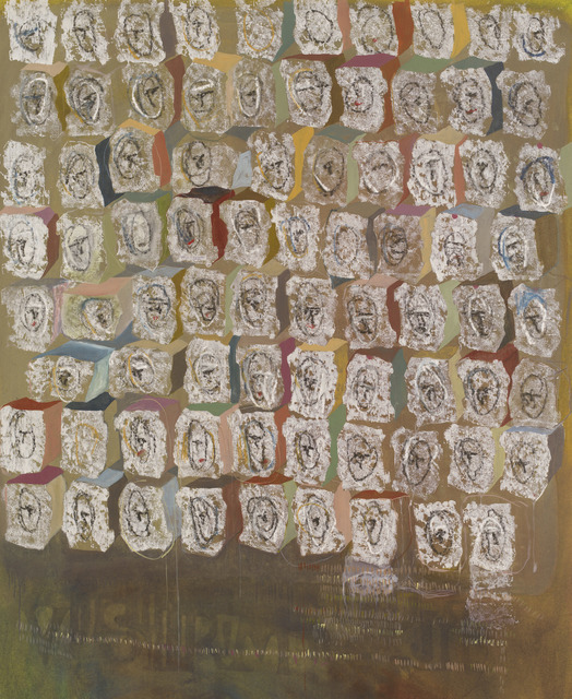 , 'One Hundred and Twenty Candidates,' 2018, Tyburn Gallery