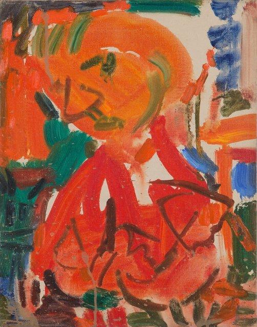 Hans Hofmann, 'The Artist 7', 1946, Heritage Auctions