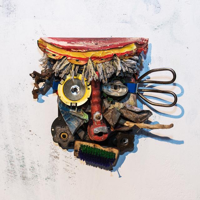, 'Garage INDIAN,' 2016, Leo Gallery