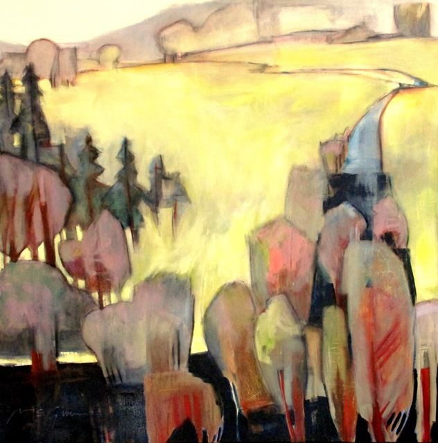 Peggy McGivern, 'Sunset Pastures', Gildea Gallery