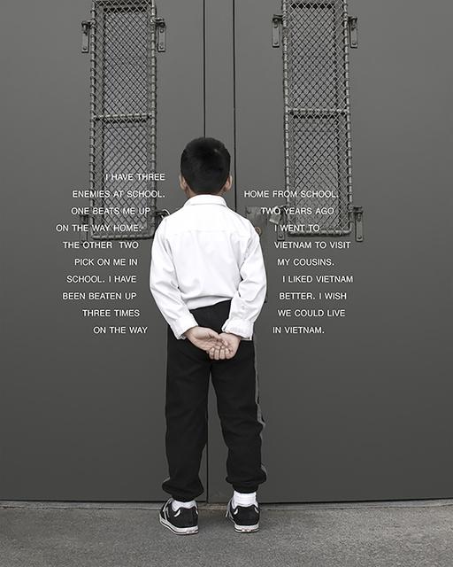 Judy Gelles, 'Fourth Grade - In Vietnam (USA: Pennsylvania Public School)', 2008, Pentimenti Gallery