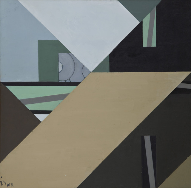 , 'Courtyard in Summer No. 1,' 1983, 10 Chancery Lane Gallery