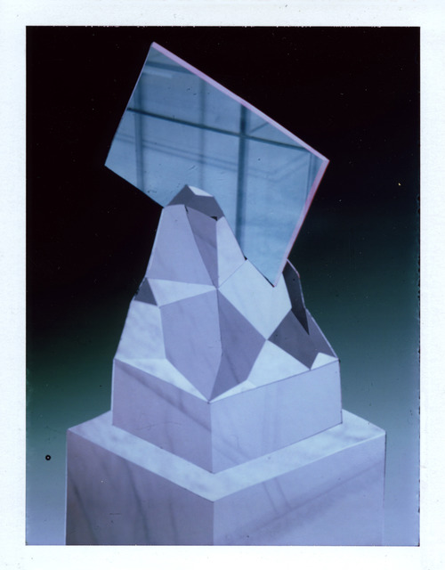 , 'It's a Sculpture #3 (Soft Rocks, Cut Muenster),' 2014, Taymour Grahne Gallery