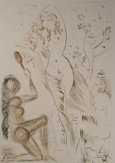 Salvador Dalí, 'Blanchefleur', 1972, DTR Modern Galleries