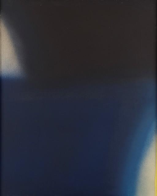 Claudio Olivieri, 'Autocromie blu/nere', 1973, Finarte
