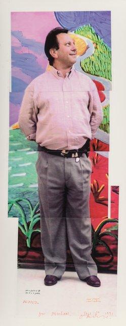 David Hockney, 'Untitled', 1991, Heritage Auctions
