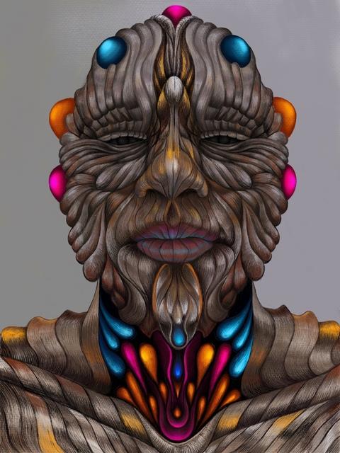 , 'Omegawomp,' 2017, Ro2 Art