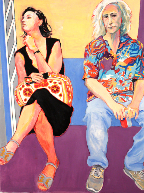 , 'Patterns,' 2019, Denise Bibro Fine Art