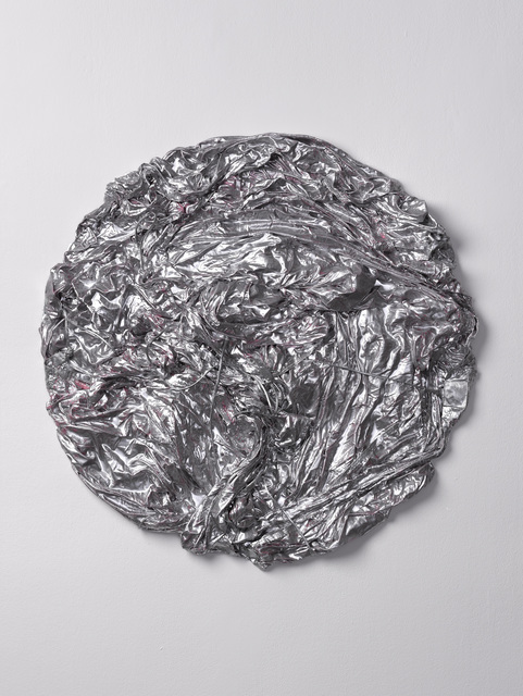 , 'Parachute Object 23,' 2017, Galerie Nikolaus Ruzicska