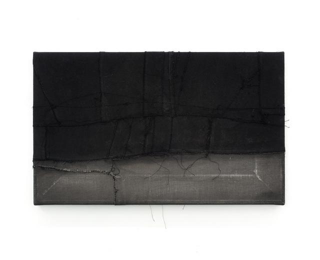 Asger Dybvad Larsen, 'Untitled', 2018, Painting, Mixed media on canvas, Rolando Anselmi