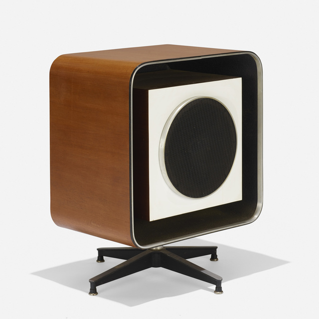 Charles and Ray Eames, 'Speaker', 1956, Wright