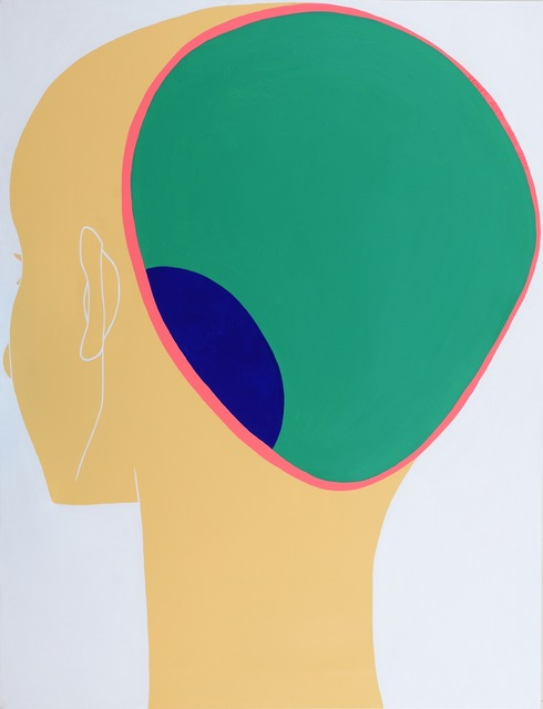 , 'Hole in a head,' 2013, Triangle