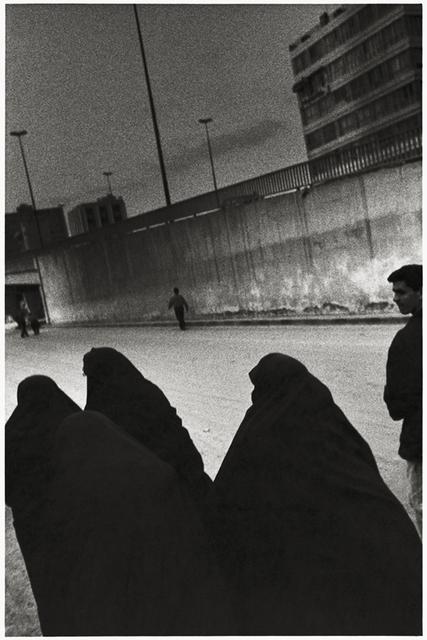Paulo Nozolino, 'Veils, Damascus ', 1994, Galerie Les filles du calvaire