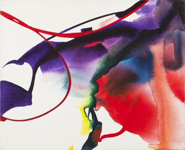 , 'Phenomena Red Arrested,' 1965, Open Art