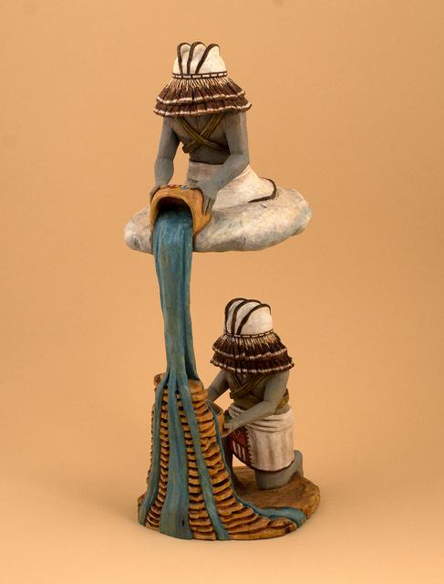 Ronald Honyumptewa, 'Cumulous Clouds', Blue Rain Gallery