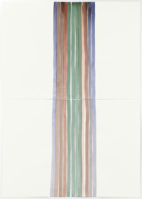 , 'Untitled (Mantel 5),' 2017, Galleria Raffaella Cortese