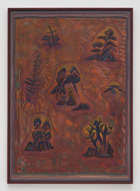 , 'Light Rain Cast No Shadow,' 2013-2015, David Kordansky Gallery