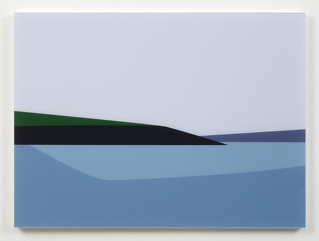 , 'Polridmouth Coast,' 2017, Alan Cristea Gallery