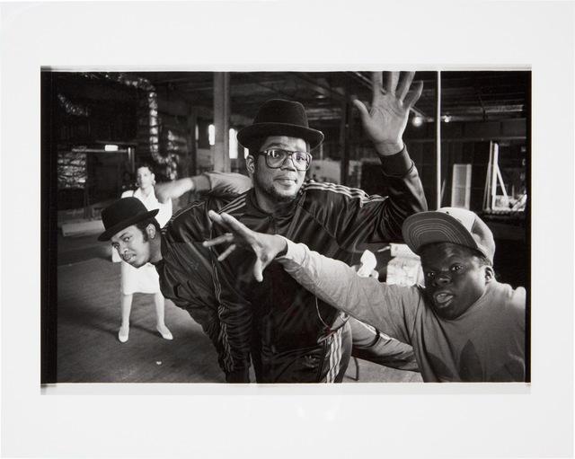 , 'Run DMC and Teddy No Neck at Silvercup Studios, Queens, NY 1985,' 2009, Other Criteria