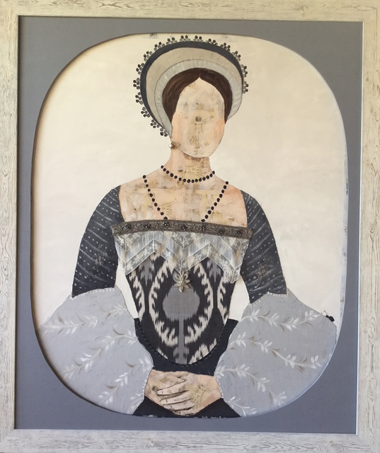 , 'Queen Catherine,' 2017, Rebecca Hossack Art Gallery