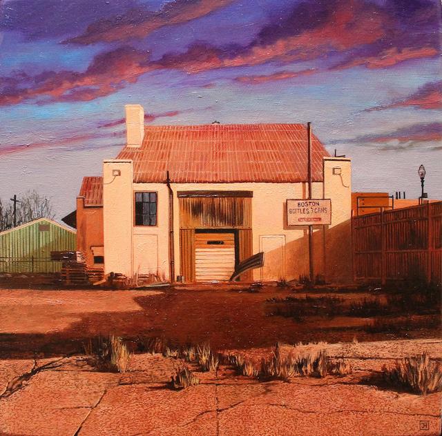 , 'Southie Sunset,' 2018, Hashimoto Contemporary