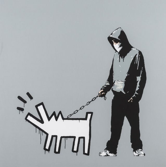 Banksy, 'Choose your weapon', Forum Auctions