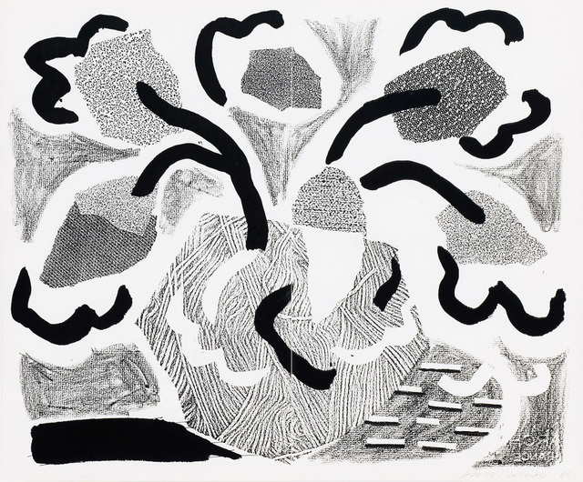, 'Grey Blooms, May 1986,' 1986, Kenneth A. Friedman & Co.