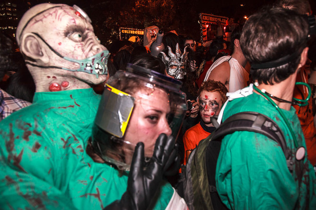 , 'Amazement, Halloween Parade,' , Soho Photo Gallery