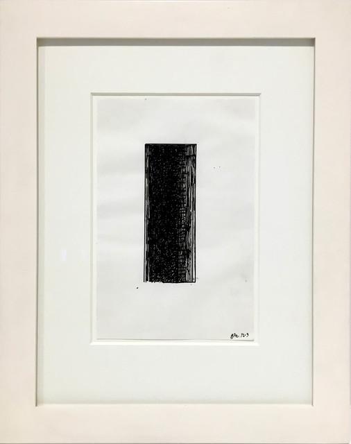 , 'Suicide Note,' 1972-1973, Marc Selwyn Fine Art
