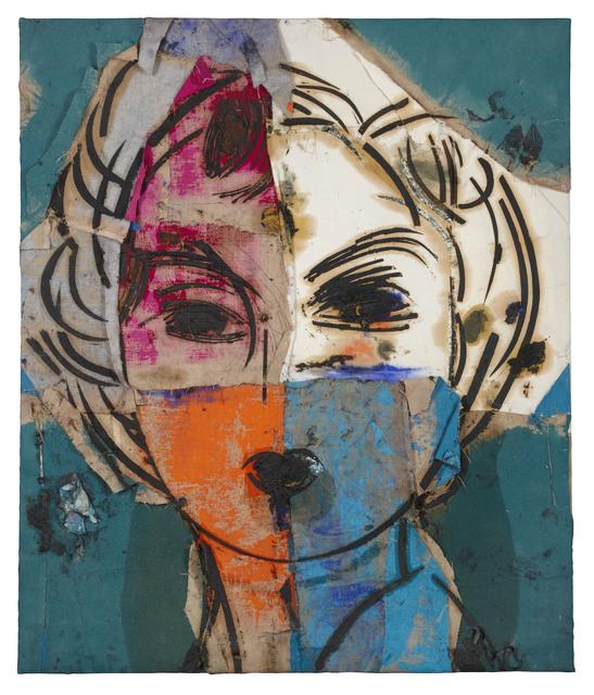 , 'Sin Título,' 2004, Galería La Cometa