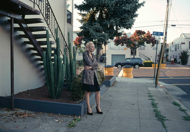Lise Sarfati, 'Gina #01, Emeryville, CA, from the series She', 2007, Photography, C-print mounted to dibond, ROSEGALLERY