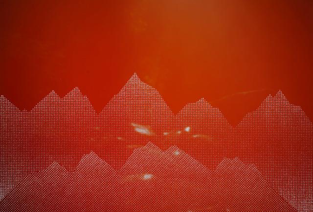, 'Mountain XXII,' 2017, Upfor