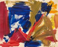 Elaine de Kooning, Untitled