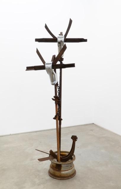 , 'Longhorns,' 2006, James Fuentes