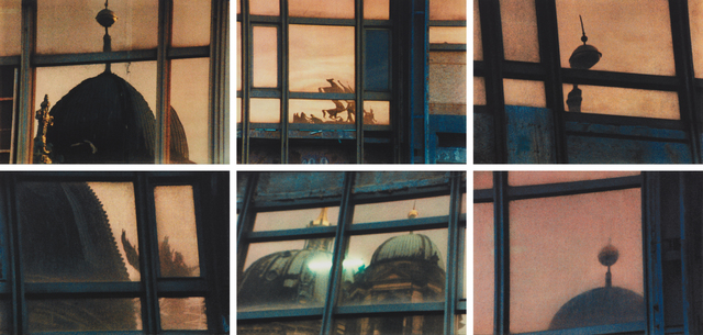 Tacita Dean, 'Palast', 2005, Print, The complete set of six photogravures, on Somerset paper, the full sheets, Phillips