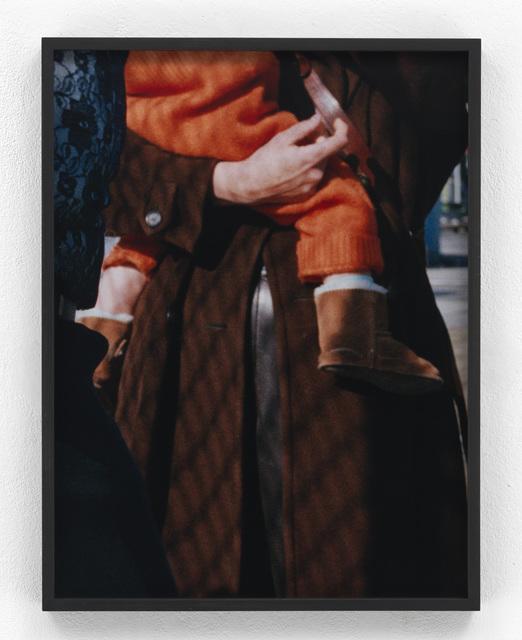 , 'Untitled (Street #3),' 2015, Sies + Höke